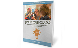 Cover of Why CLASS in spanish