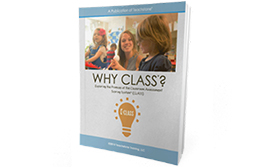 Cover of Why CLASS book