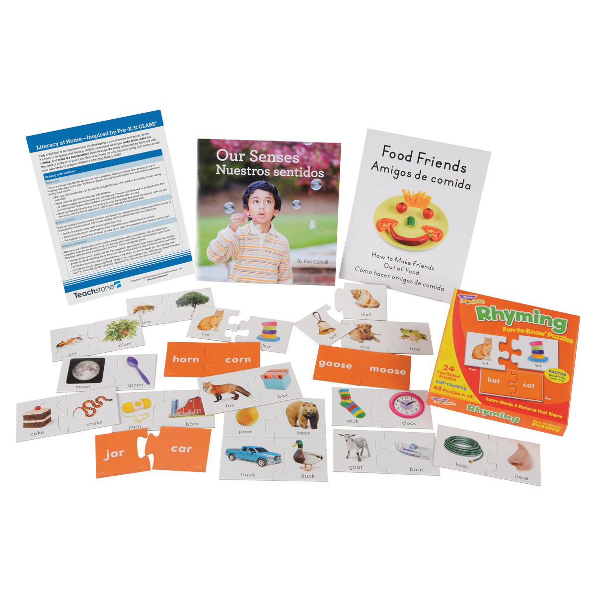 Literacy support kit
