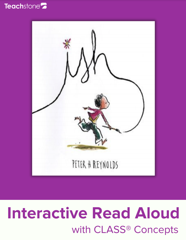 Ish Reading Guide Cover
