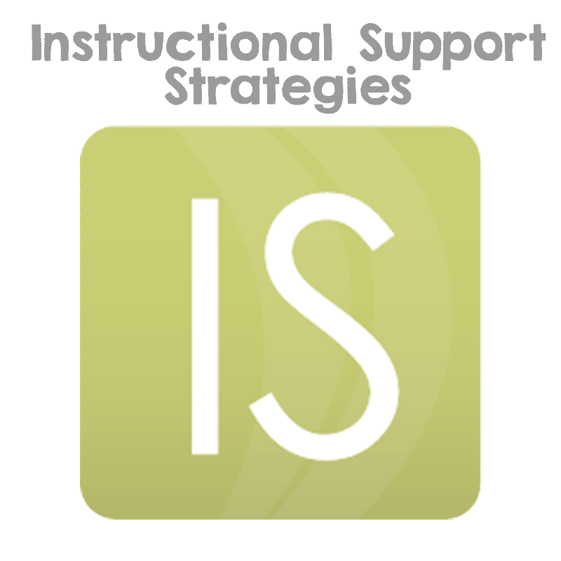 Instruction al Support Strategies Training