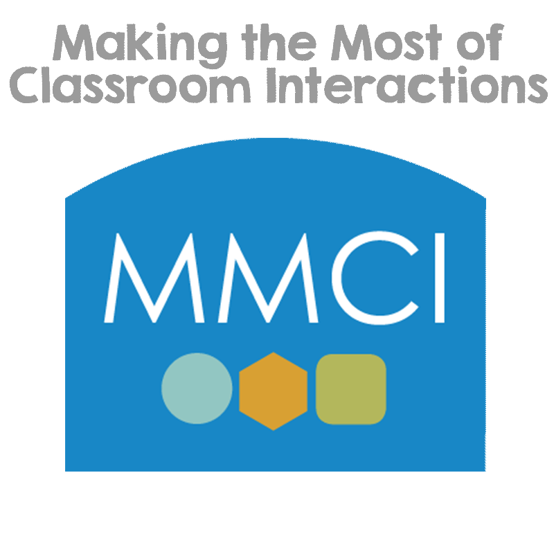 Making the Most of Classroom Interactions