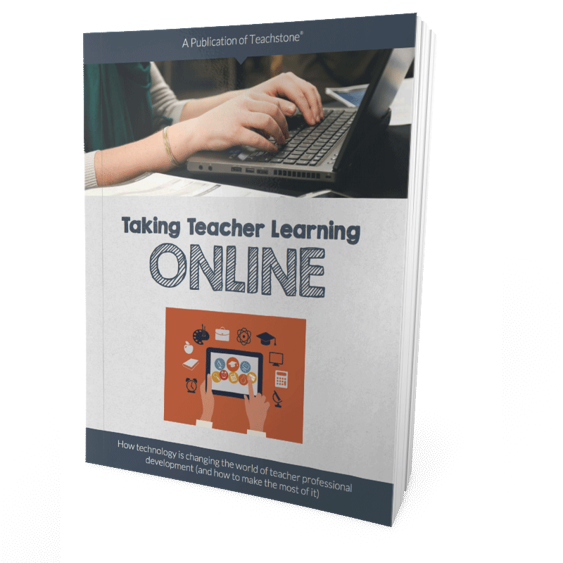 Taking Teacher Learning Online